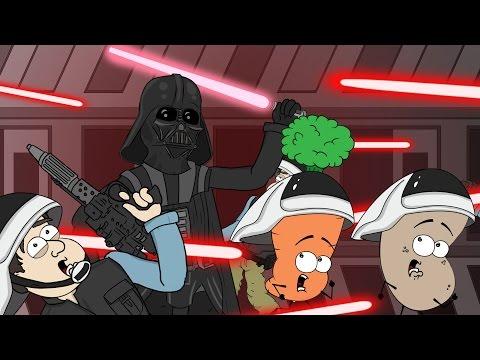"connectYoutube - Star Wars: Rogue One Parody | ""Stardust"""