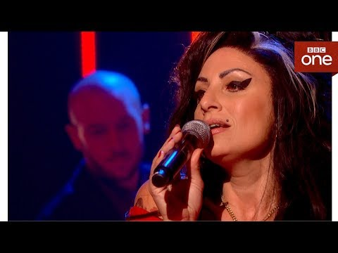 Tania Alboni sings Back To Black by Amy Winehouse - Even Better Than the Real Thing - BBC One