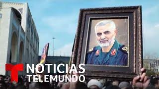 Noticias Telemundo, 3 de Enero de 2020 | Noticias Telemundo