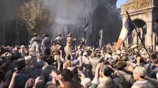 Assassin's Creed Unity: New Engine Trailer