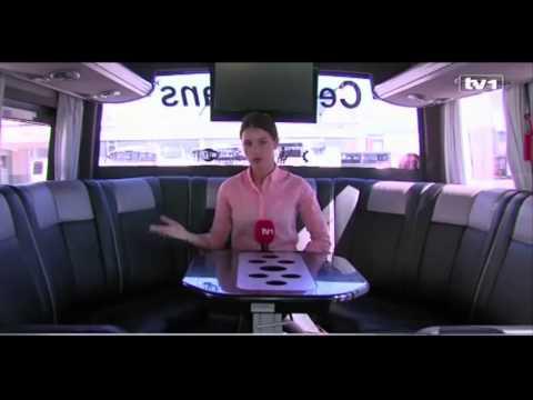 Centrotransov prvi luksuzni VIP autobus