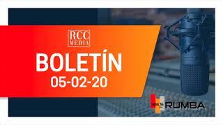 Resumen de boletines RCC Media 05 02 20