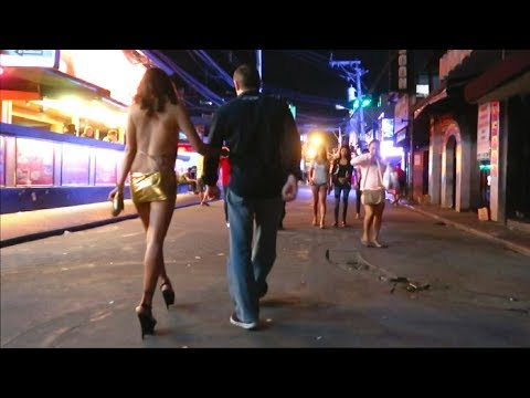 Angeles City Nightlife - Vlog 179 (Bars, Girls + Trouble!)