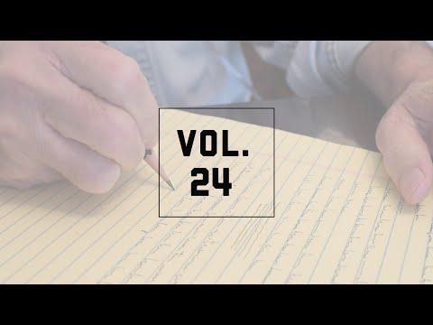Blackwing Volume 24 - The Writer's Pencil