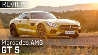 Mercedes AMG GTS :: Video Review :: ZigWheels India