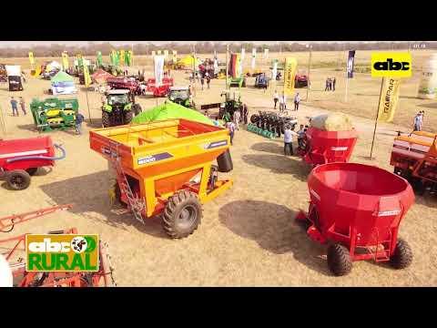 ABC Rural: Mostraron maquinarias en el Chaco, y Ranpar se une al desafío