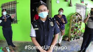 #SomosUnEquipo