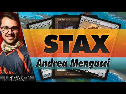 Stax - Legacy   Channel Mengucci