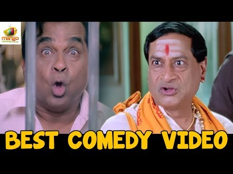 Brahmanandam and MS Narayan Comedy | Best Comedy Videos | Ready Telugu Movie | Mango Comedy Scenes