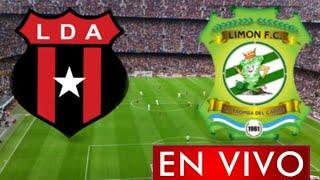 Donde ver Alajuelense vs. Limón en vivo, por la Jornada 2, Liga Costa Rica 2021