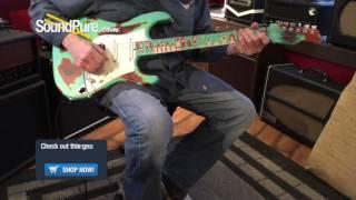 Tyler Studio Elite HD Barn Find Finish HSS Guitar #16082 Quick n' Dirty