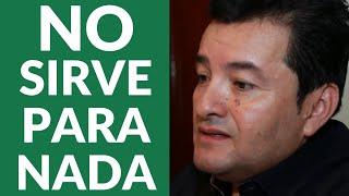 """ÉSTE NO SIRVE PA' NADA, VOTAR POR JHONNY FERNANDEZ """"ES SER PARTE DE SU IGNORANCIA"""" ¿QUE OPINAS TÚ?"""