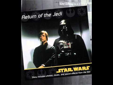 Return of the Jedi - Read Along Part 2