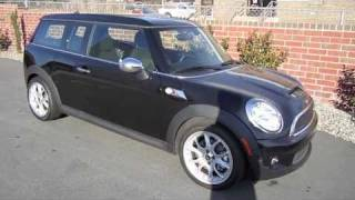 2009 Mini Cooper Clubman review