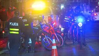 Fuerza Pública reconoce que tiene poco personal para la atención de incidentes en la pandemia