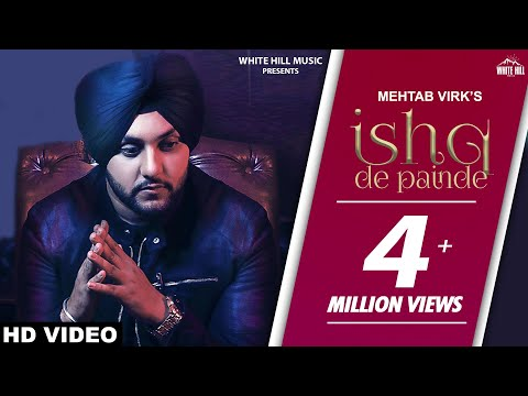 ISHQ DE PAINDE LYRICS - Mehtab Virk