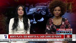 #NoticiasyMuchoMás:Tragedia! 11 muertos en accidentes