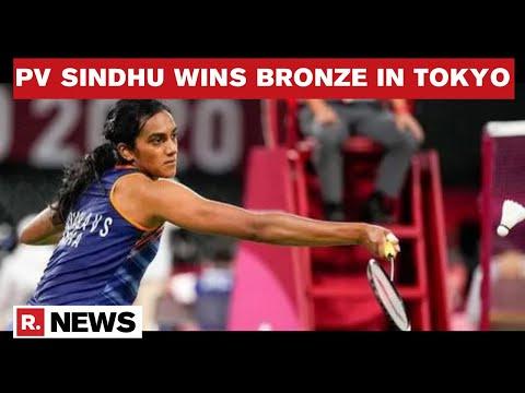 PV Sindhu Scripts History At Tokyo Olympics, Wins Bronze For India; Beats China's Jiao