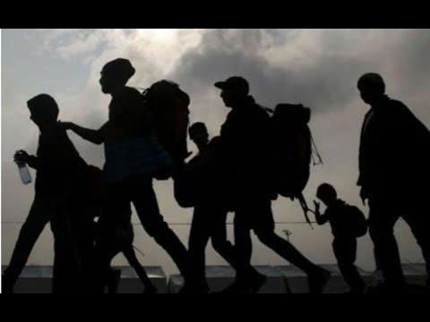 Más de 180 mil migrantes intentaron cruzar la frontera