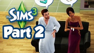 Sims 3 Part 2 - THE FAMOUS LIFE (Gameplay Walkthrough)