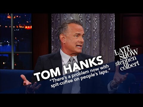 Tom Hanks Hooked Up The 'Poor Bastards Of The White House Press Corps