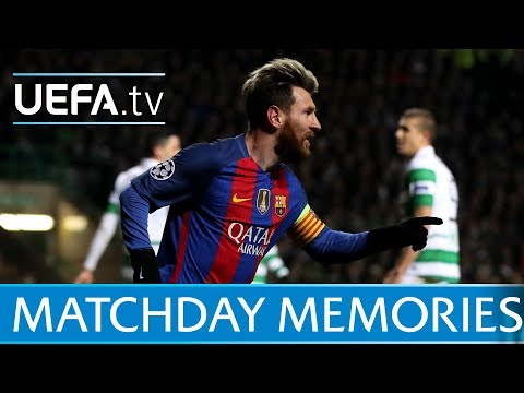 Messi, Ronaldo, Florenzi: Classic Matchday 1 Champions League memories