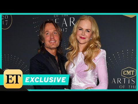 Nicole Kidman Gushes Over 'Dancing Around the Living Room' to Keith Urban's New Music (Exclusive)