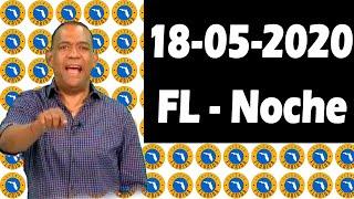 Resultados y Comentarios La Florida Noche (Loteria Americana) 18-05-2020 (CON JOSEPH TAVAREZ)