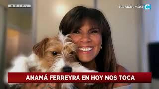 El humor en cuarentena: Entrevista con Anamá Ferreyra en Hoy Nos Toca