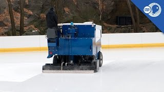 The Zamboni: Where did it come from? | Stuff of Genius