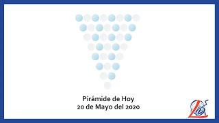 Pirámide del 20 de Mayo del 2020 (Pirámide de la suerte, Pirámide del día, Pirámide de Hoy)
