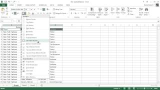 Microsoft Excel 2013 Tutorial - 13 - Formatting Cells