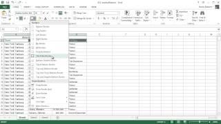 Microsoft Excel 2013 Tutorial - 13 - Formatting Cells