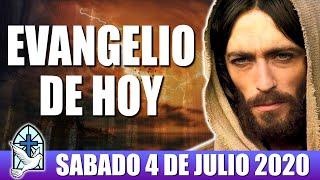 EVANGELIO DE HOY SÁBADO 4 DE JULIO 2020 - EVANGELIO DEL DIA DE HOY