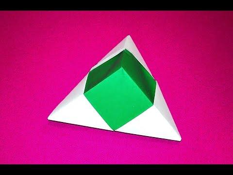 How To Make Origami Balancing Eagle