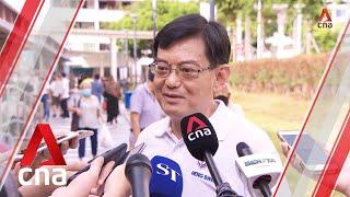 """GE2020: SDP erected """"bogeyman"""" over 10m population claim, says DPM Heng"""