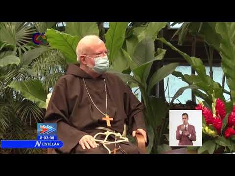 Cuba: Recibe Díaz-Canel al cardenal Sean Patrick O´Malley, arzobispo de la arquidiósesis de Boston