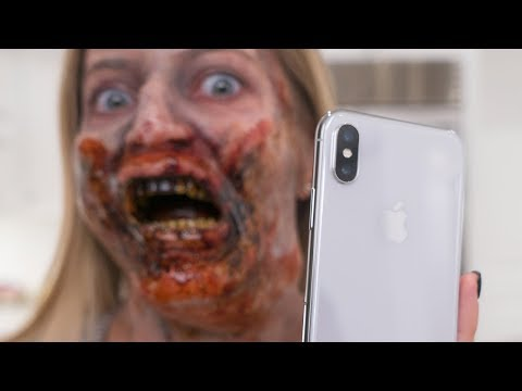 connectYoutube - Zombie vs iPhone X Face ID