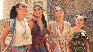 SHADI by Dilbar and Sitora ( Uzbek Fashion brand in Dubai, UAE)