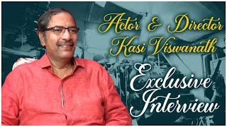 Actor backslashu0026 Director Kasi Vishwanath Exclusive Interview | TFPC - TFPC