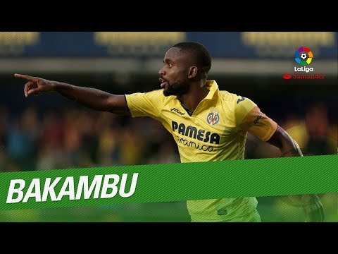 Cedric Bakambu Best Goals