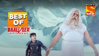 Vivaan ने Santa को बचाया   Best Of Baalveer Returns - SABTV