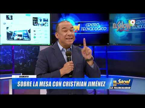 "Sobre la Mesa con Cristhian Jiménez / Gerald Ogando ""Borren esa vaina"" | El Show del Mediodía"