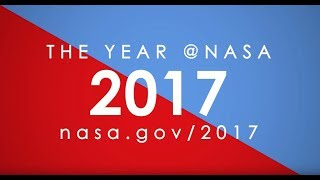 2017 - The Year @NASA