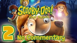 Scooby-Doo ! : First Frights (Wii, PS2) Walkthrough Part 2