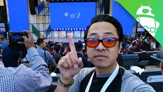 This Was Google I/O 2017