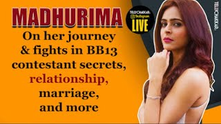 Madhurima opens up about her relationship, marriage, journey & secrets in BB13, and more | Exclusive - TELLYCHAKKAR