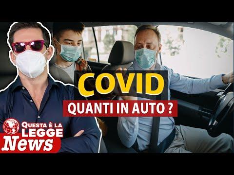 Quante persone in AUTO? REGOLE per CONVIVENTI e NON | Avv. Angelo Greco