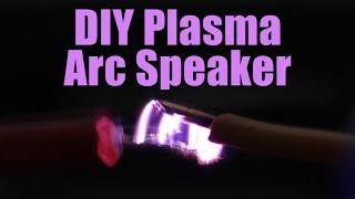 DIY Plasma Arc Speaker