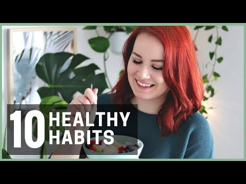 Boost your Inspiration: 10 Healthy Habits for more Motivation, Productivity & Creativity!
